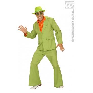 Item:Party Kostuum Heer, Neon Groen