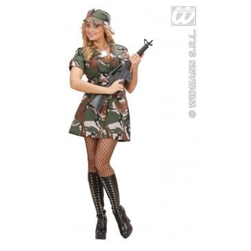 Item:Soldatenmeisje Amerikaanse Leger