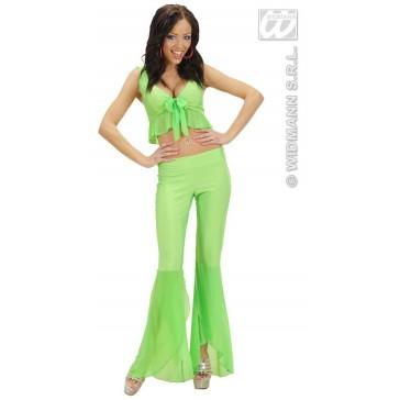 Item:Samba Top En Broek Neon Groen