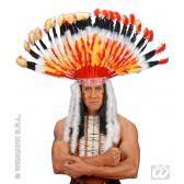 luxe indianentooi met marabou