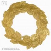 lauwerkrans goud