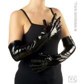 handschoenen vinyl, zwart 56cm