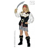 Piraten meisje