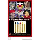 5 make-up stiften