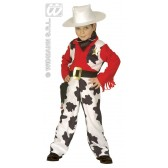 kleine cowboy kostuum