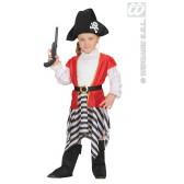 piraten meisje, baby