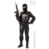 Swat officier kind kostuum