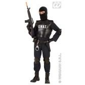 Swat officier kind kostuum