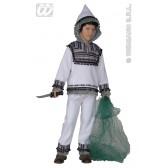 Eskimo kind, Jongen/meisje kostuum