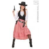 Western dame