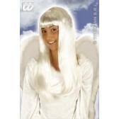 pruik, engel (in plastic zak)