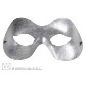oogmasker zilver