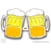 bril, bier