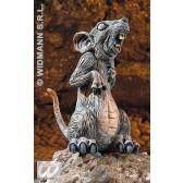 staande rat, 32cm