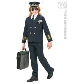 Piloot kind kostuum