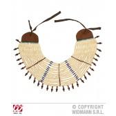 maxi nekband/borstplaat indiaan