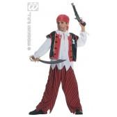 Piraat Schateiland kind kostuum