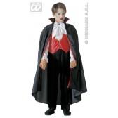 Kleine Dracula kind kostuum