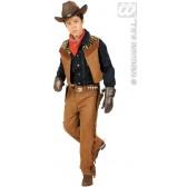 Cowboy Jongen kind kostuum