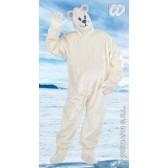 Ijsbeer,polarbeer plush kostuum