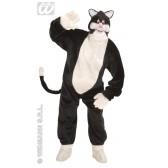 Cat,kat plush kostuum