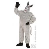 Ezel plush kostuum donkey