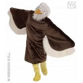 Adelaar plush kostuum