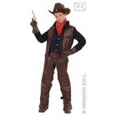 Cowboy Lederlook, Jongen kind kostuum