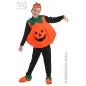 Pompoen Kind kostuum