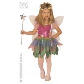 Regenboog Fee kind kostuum