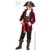 Piraat Roofeiland, Jongen kostuum