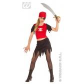 Piratenmeisje, Verlicht kind kostuum