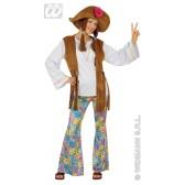 Hippie Vrouw, Woodstock