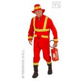 Brandweerman, Fiberoptic