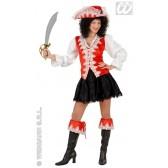 Koninklijke Pirate, Rood