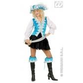 Koninklijke Pirate, Licht Blauw