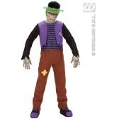 Frankenstein kind kostuum