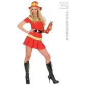 Sexy Brandweer vrouw
