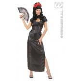 Chinese Dame Zwart