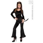 Sexy Catwoman kostuum (fluweel)