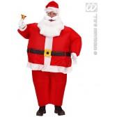 Kerstman opblaasbaar