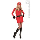 Brandweer Dame,  Sexy