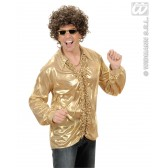 Shirt goud
