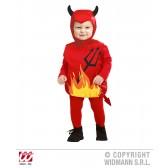 Opgevuld duivel kind
