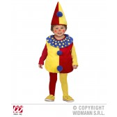 Opgevulde clown