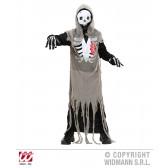 Zombie skelet kind
