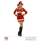 Brandweer vrouw