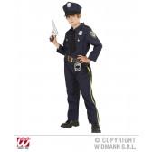 Politieagent kind