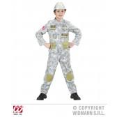 Amerikaanse soldaat jongen