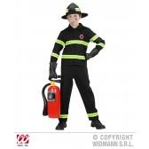Brandweerman kind